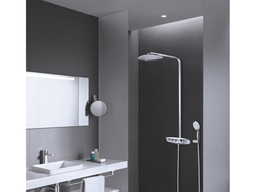 Rainshower System SmartControl Duo 360 divara montaj termostatik qarışdırıcılı duş sistemi