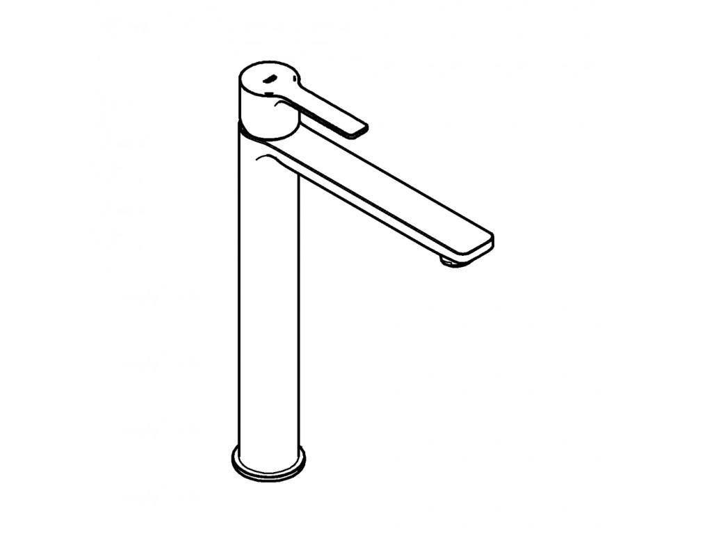 Lineare   çanaq qarışdırıcısı  XL-ölcü