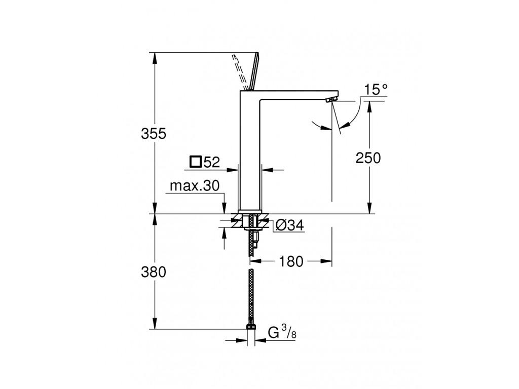 Eurocube Joy   çanaq qarışdırıcısı  XL-ölcü