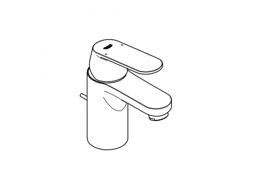 Eurocosmo   çanaq qarışdırıcısı  S-ölcü