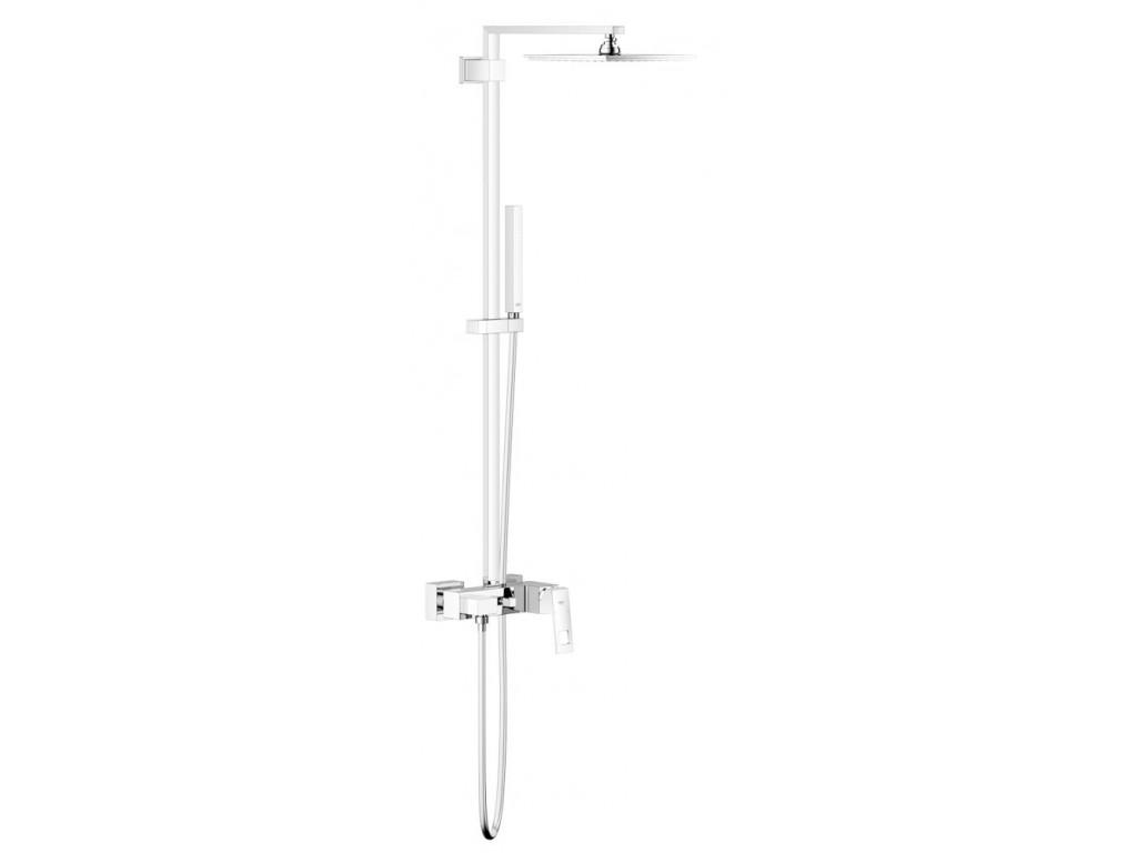 Euphoria Cube System 230 divara montaj   qarışdırıcılı duş sistemi