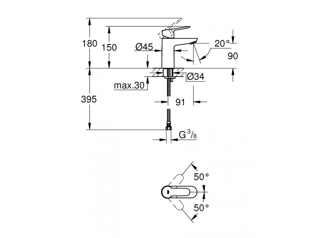 BauEdge   çanaq qarışdırıcısı  S-ölcü