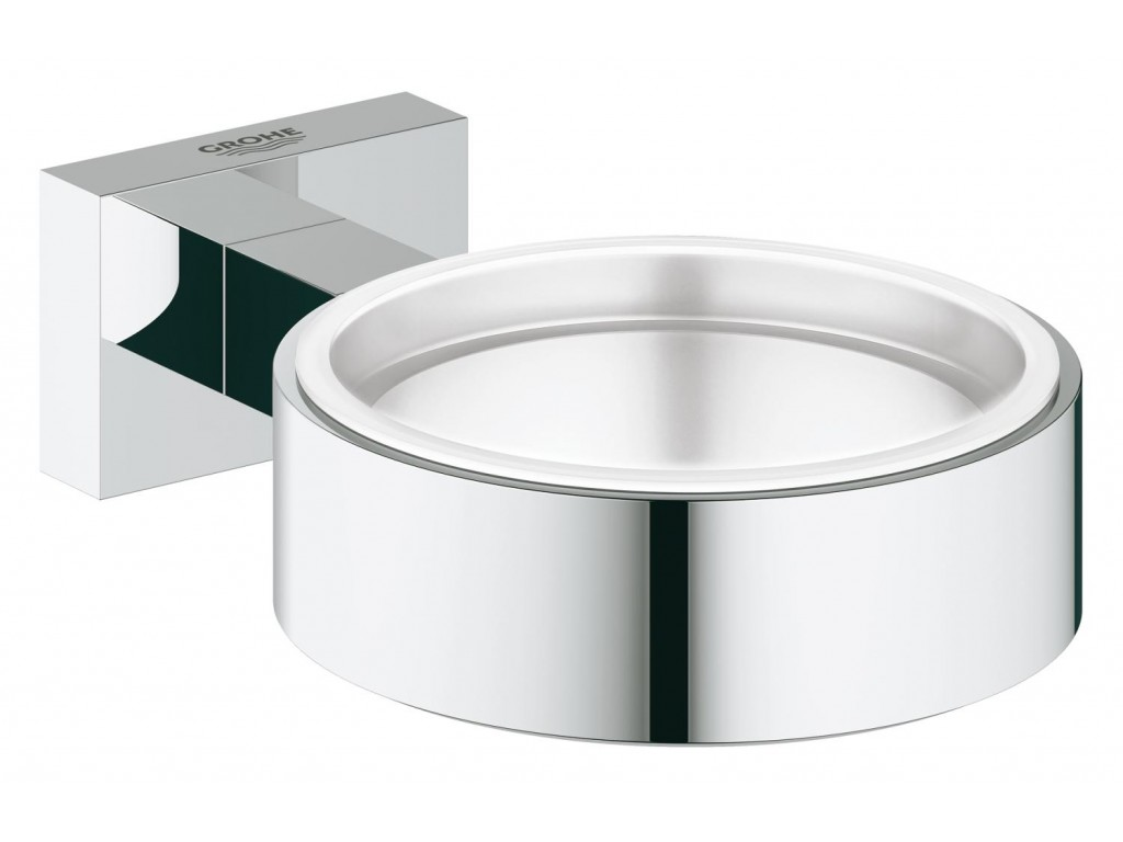 Essentials Cube sabun qabı tutacağı
