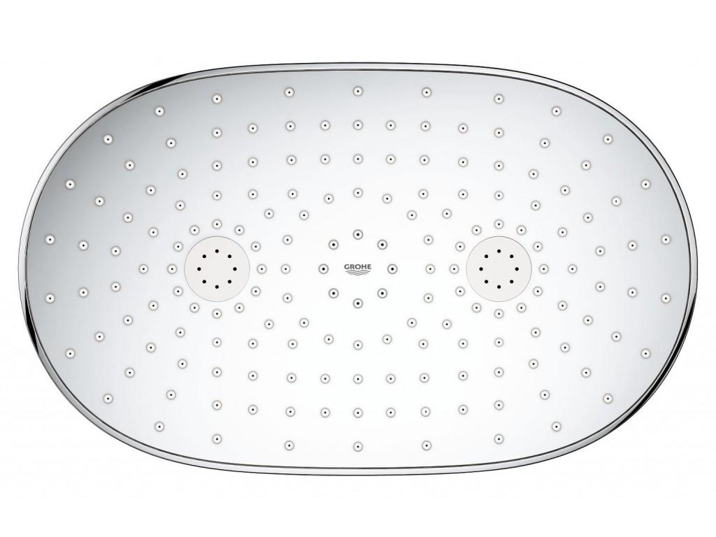 Rainshower System SmartControl Mono 360 divara montaj termostatik qarışdırıcılı duş sistemi