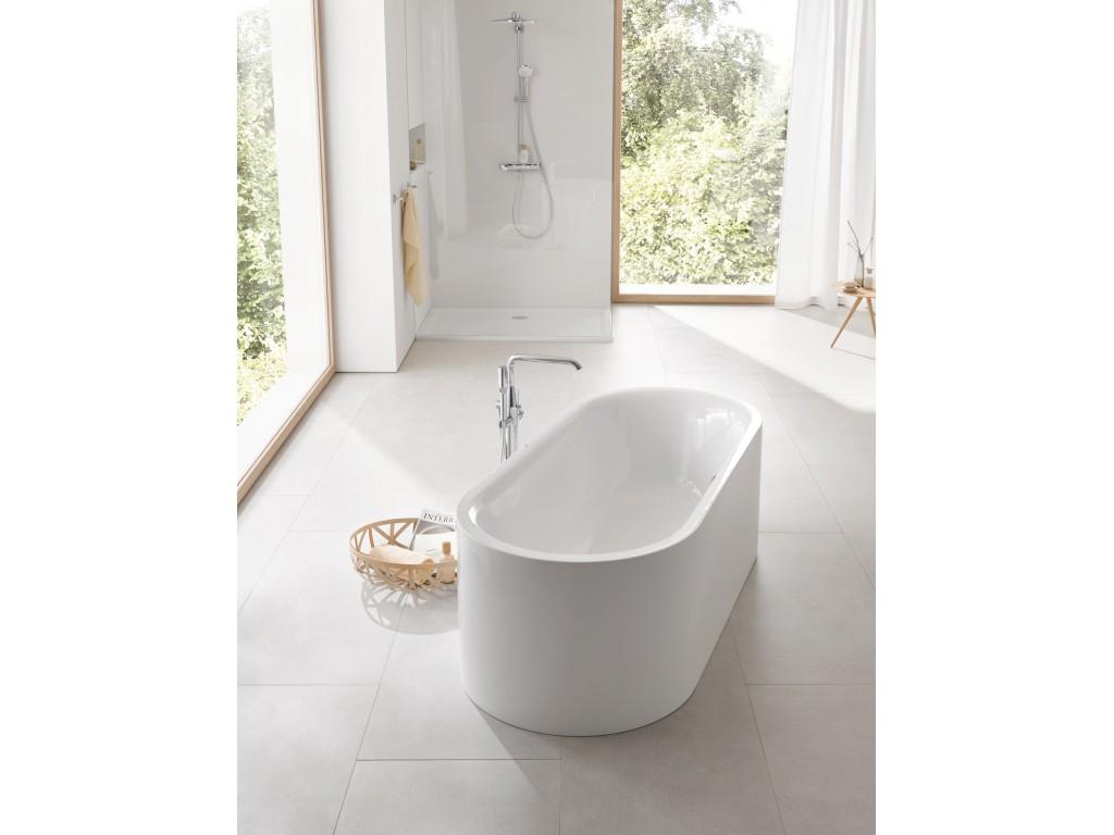 Euphoria SmartControl 310 Duo Duş sistemi divara montaj termostatik qarışdırıcılı duş sistemi
