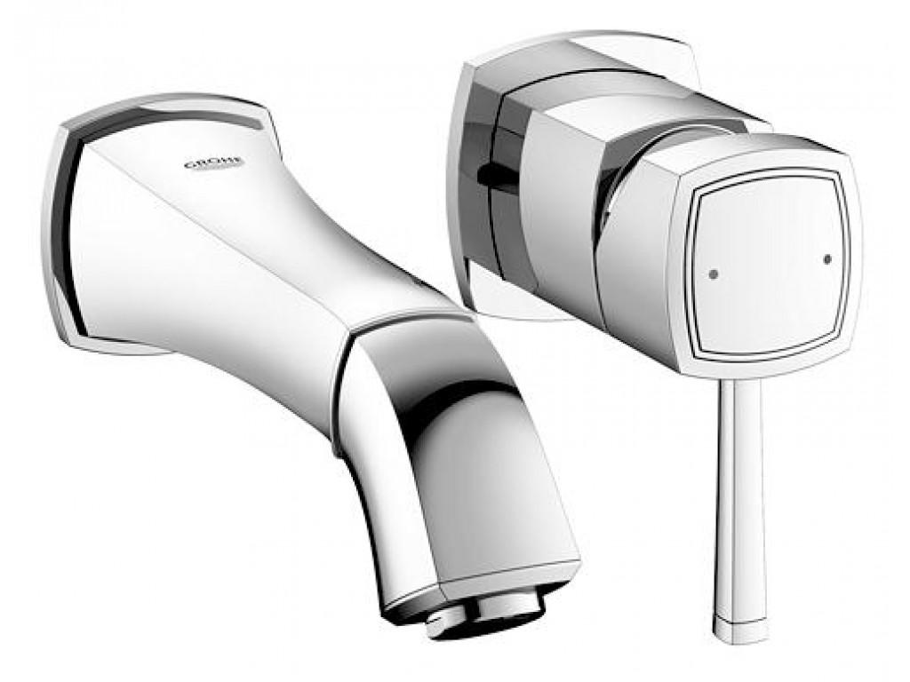 Grandera 2 dəlikli çanaq qarışdırıcısı S-ölcü