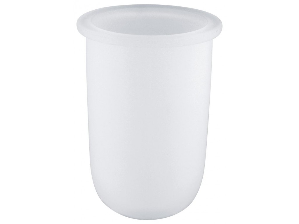 Essentials tualet fırçası için ehtiyat şüşə