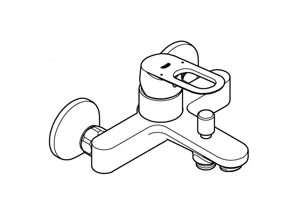 BauLoop   hamam qarışdırıcısı