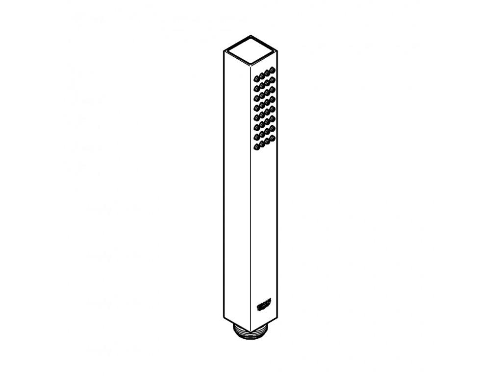 Euphoria Cube+ Stick Əl duşu 1 akışlı