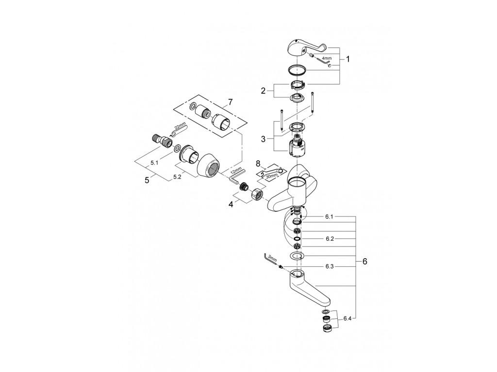 Euroeco Special Sequential   çanaq qarışdırıcısı