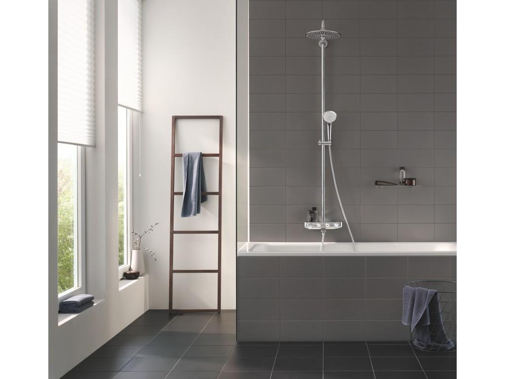 Euphoria SmartControl 260 Mono Duş sistemi divara montaj termostatik hamam qarışdırıcılı duş sistemi