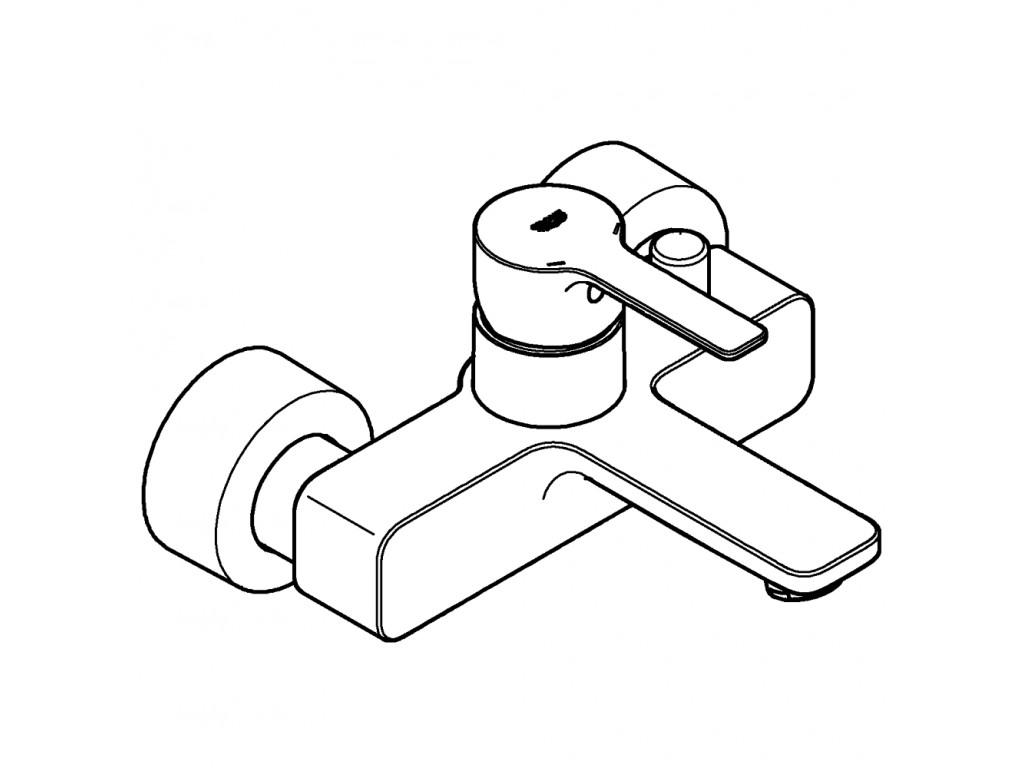 Lineare   hamam qarışdırıcısı