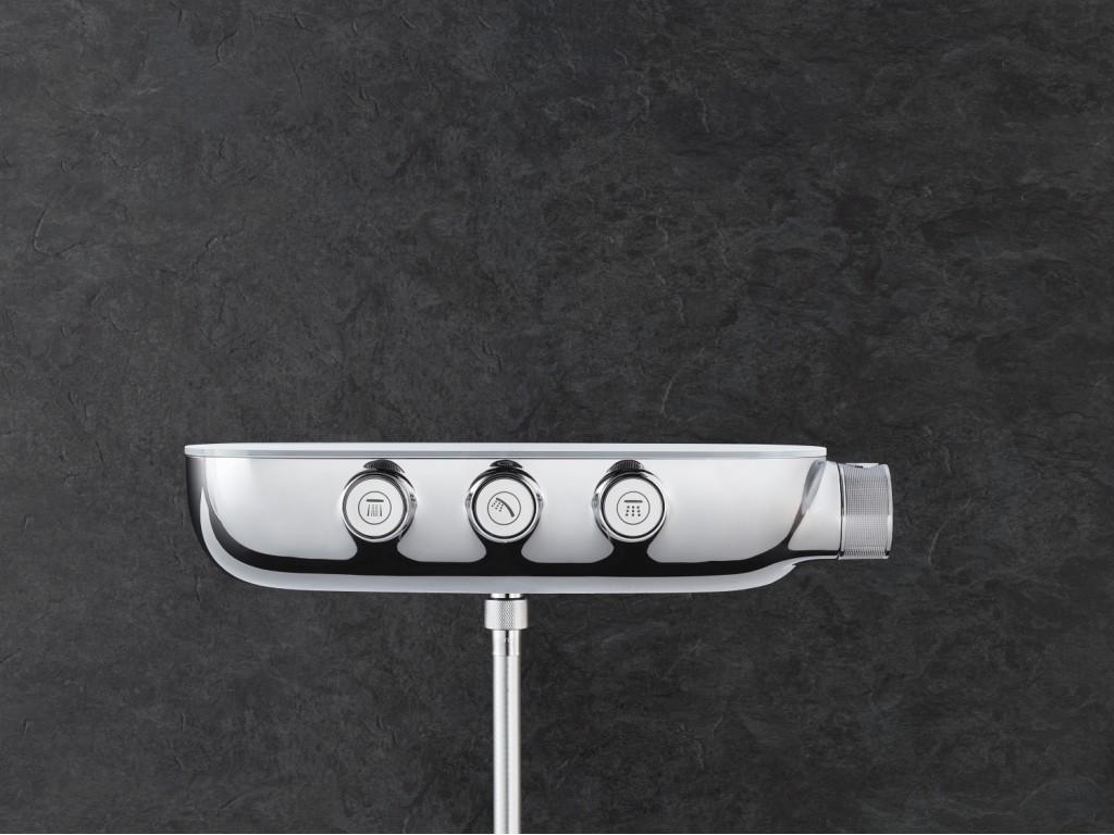 Rainshower System SmartControl Duo 360 Termostatik yarı divar ici duş qarışdırıcısı