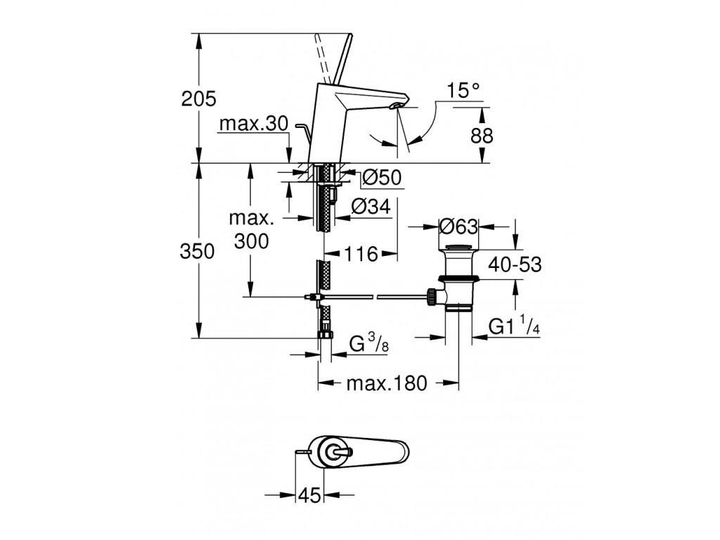 Eurodisc Joy   çanaq qarışdırıcısı  S-ölcü