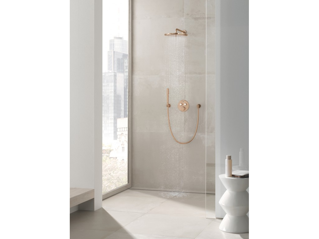 Rainshower Cosmopolitan 310 Təpə duşu seti 380 mm, tek akışlı