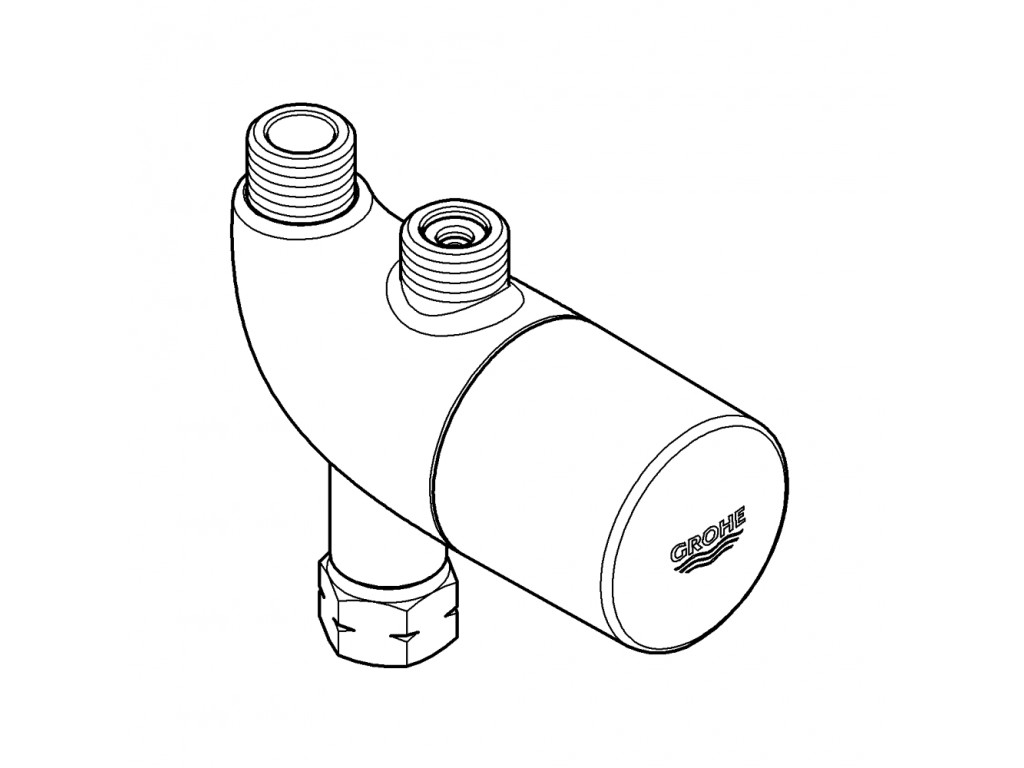 Grohtherm Micro Mikro termostat
