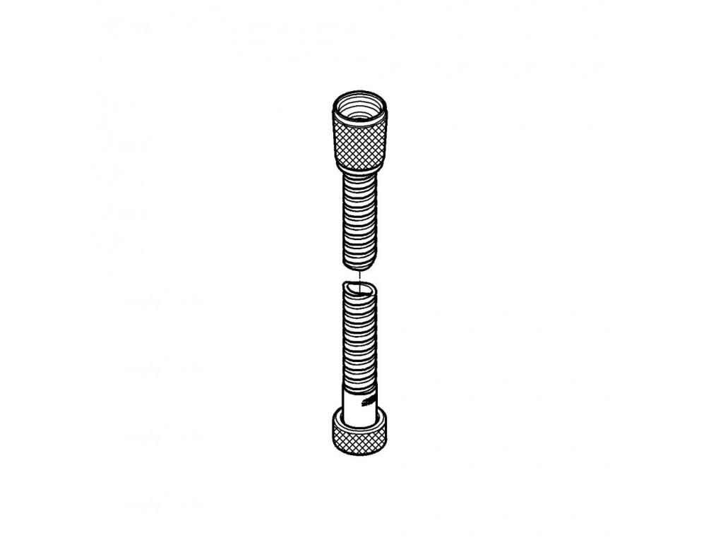 Relexaflex Metal Longlife Metal duş şlangı 1250