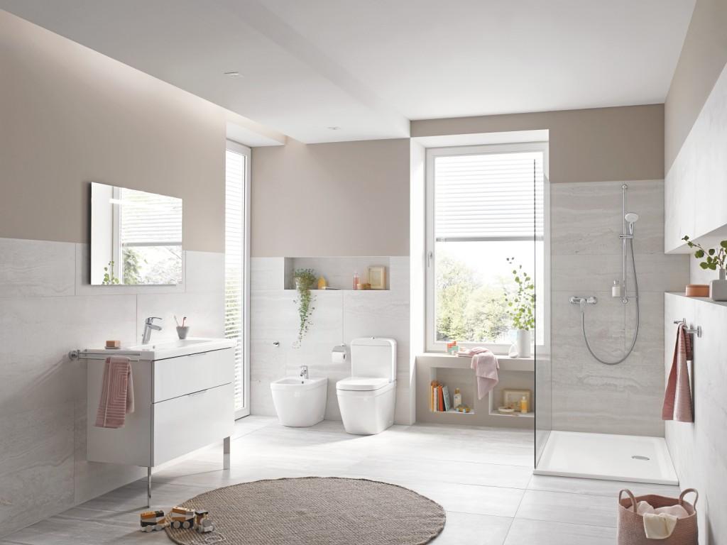 Eurosmart   duş qarışdırıcısı