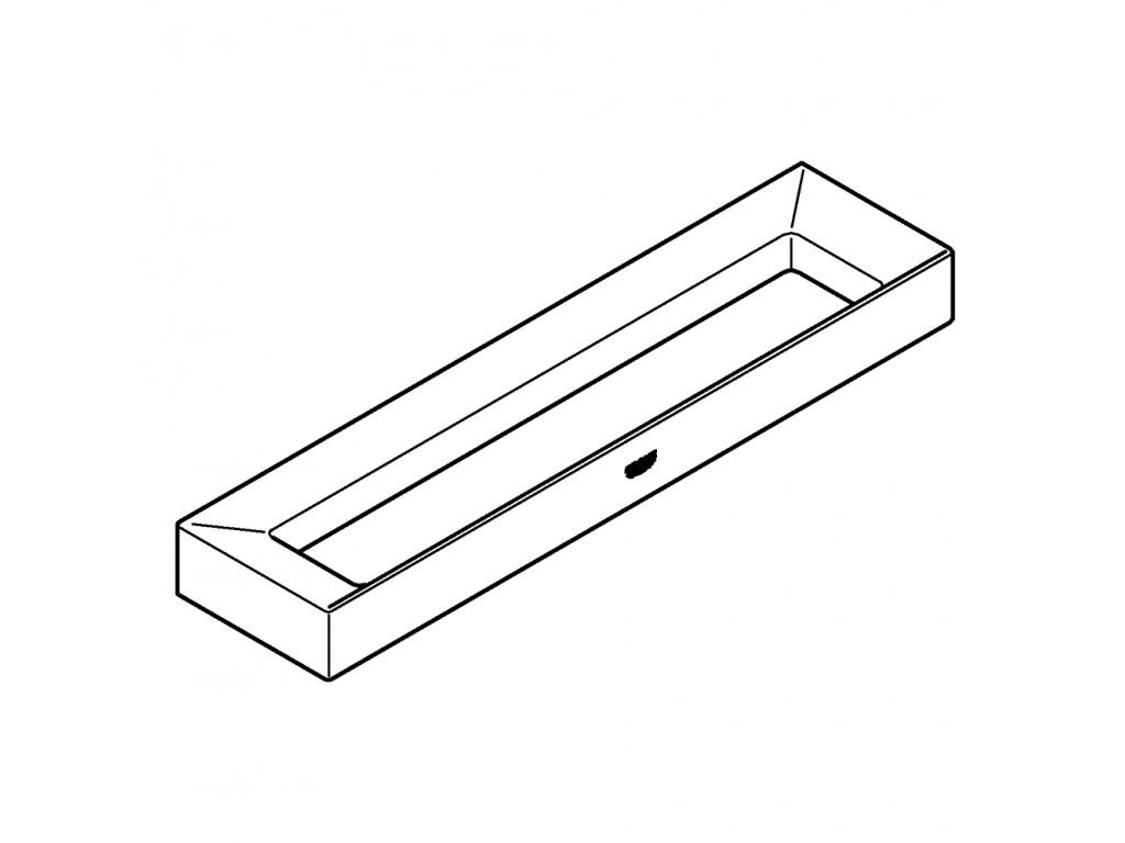 Selection Cube halqa dəsmal asılqanı