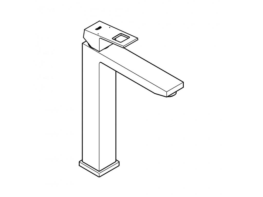 Eurocube   çanaq qarışdırıcısı  XL-ölcü