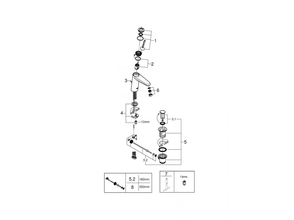 Eurodisc Joy   çanaq qarışdırıcısı  M-ölcü