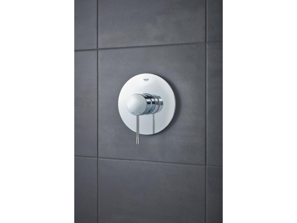 Essence divar ici duş qarışdırıcısı