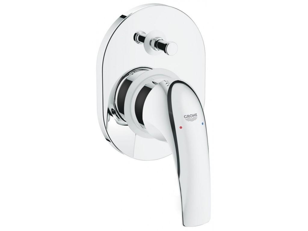 BauCurve divar ici hamam/duş qarışdırıcısı
